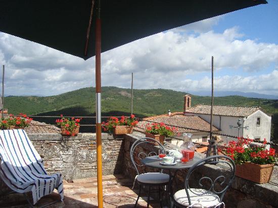 Antico Borgo: suite tetti