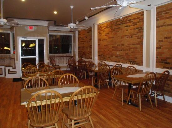 Hanover House Diner: Our Dining Room