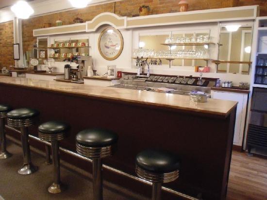 Hanover House Diner: Old Fashioned Soda Bar