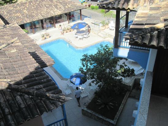 Coronado Beach Hotel: pile