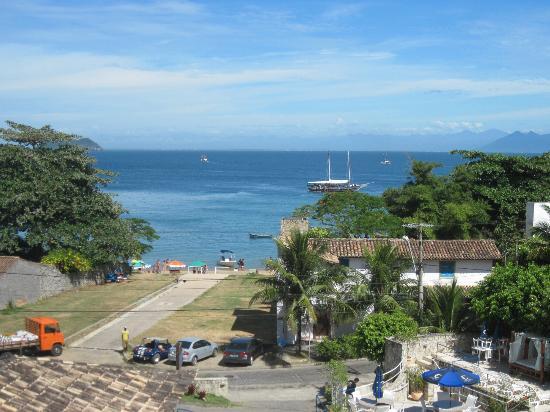 Coronado Beach Hotel: vista desde terraza