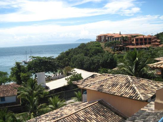 Coronado Beach Hotel: vista desde la terraza