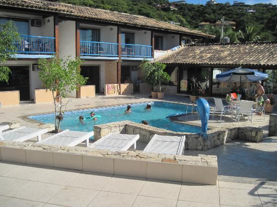 Coronado Beach Hotel: la pile