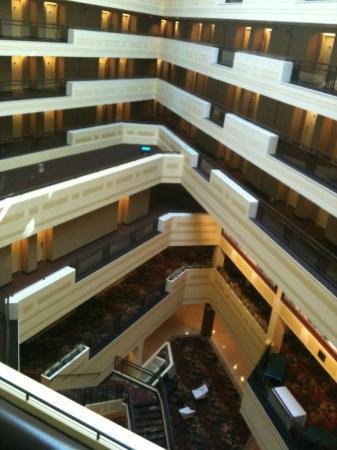 쉐라톤 스프링필드 호텔 사진