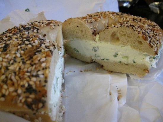 Bagel World: The Everything Bagel