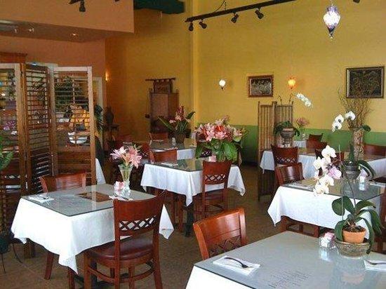 Keo Thai Cuisine: Dining Room