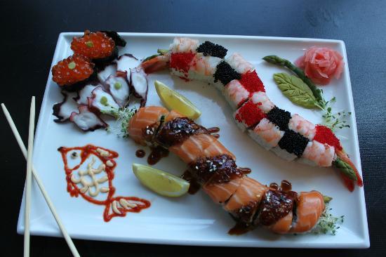 Kingfish Restaurant & Sushi Bar