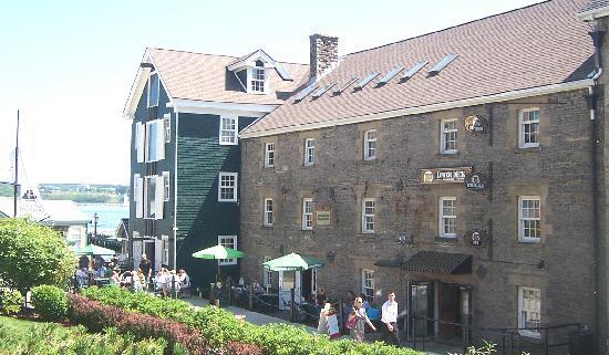 Lower Deck - Downtown Halifax