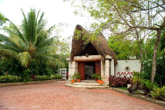 Amarte Hotel: Hotel entrance