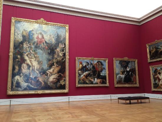 Alte Pinakothek : Largest painting