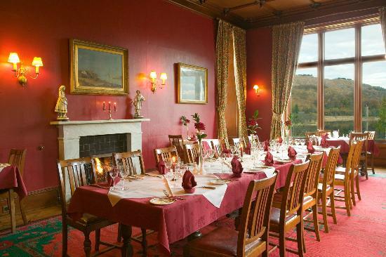 Glenfinnan House Hotel Restaurant: 45 room