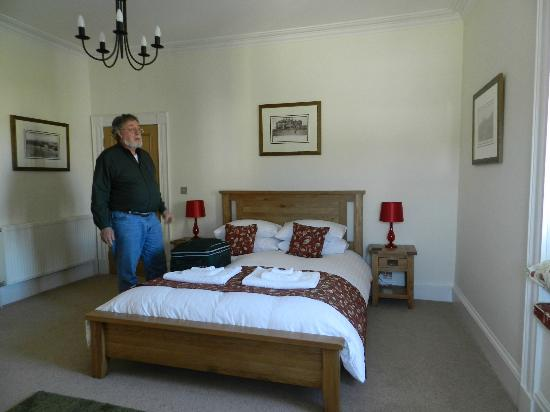 Pennyland House B&B: The St. Andrews Room was ours