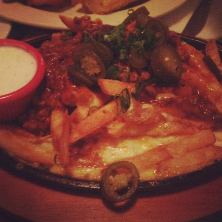 Chili's : Texas Fries