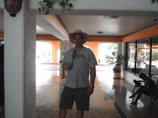 Hotel Cozumel and Resort: lobby