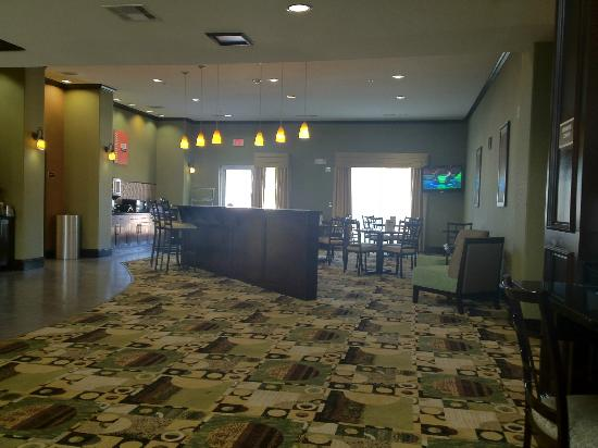 Comfort Suites Waxahachie: Dinning Area