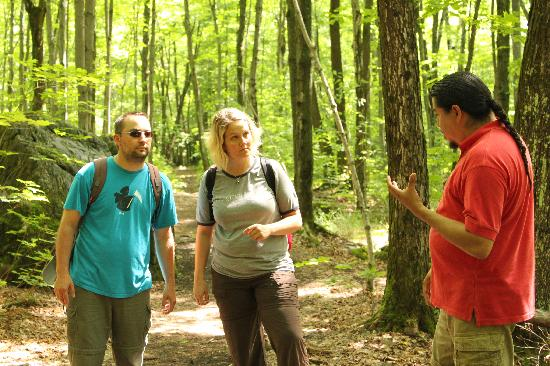 The Great Spirit Circle Trail: Mother Earth Nature Hike
