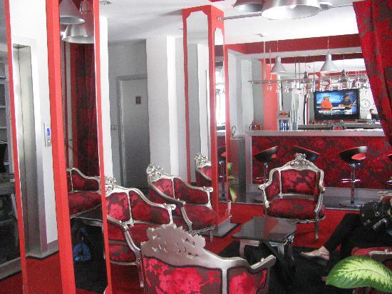 Adamar Hotel: Recepción