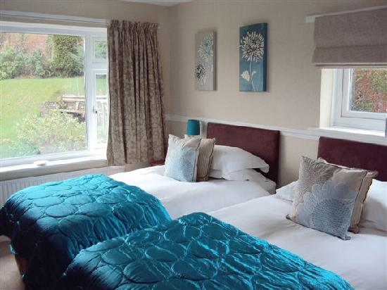 Coombe Bank Guest House: Twin Bedded Room