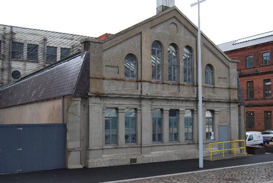 Susie Millar - Titanic Tours Belfast : Design-Büro der Titanic