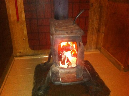 Bruce Spruce Ranch : Heating System