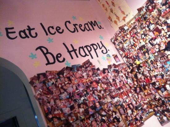 Eat Ice Cream. Be Happy. - Picture of Creole Creamery, New Orleans -  Tripadvisor