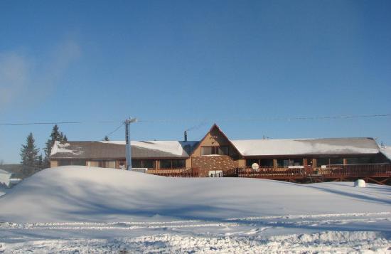 Holiday Mountain Resort: Main Chalet