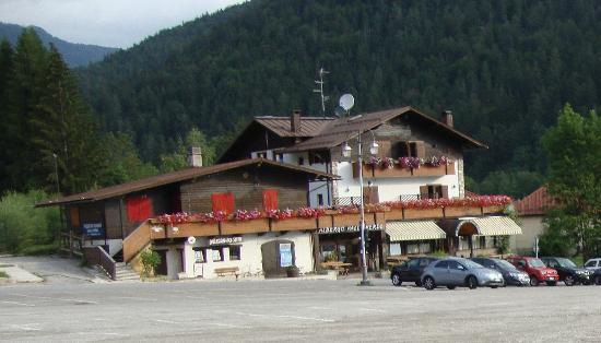 Valle Verde Hotel: Hotel in July 2011.