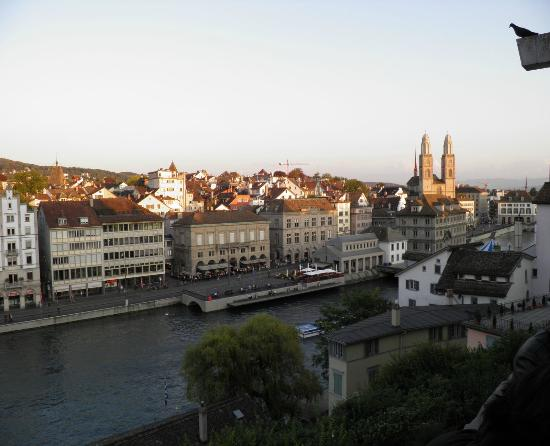 Hotel Otter : General views in Zurich
