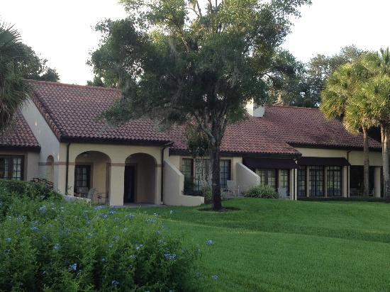 Villas of Grand Cypress : Les villas