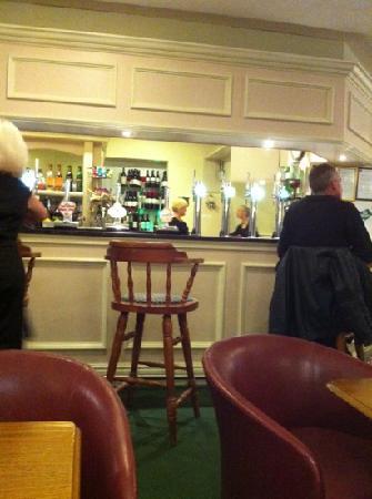 Old Stone Trough Hotel: bar area