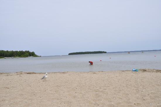 ‪Nicolet Bay Beach‬