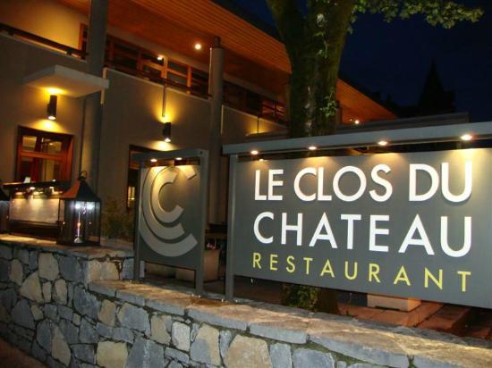 Restaurant Clos Du Chateau Promery