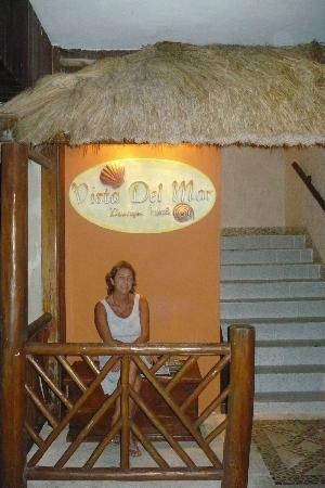 Vista del Mar Boutique Hotel: Hall de entrada