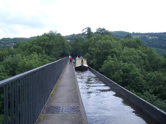 Summerfield Bed and Breakfast: Pontcysyllte Aqueduct