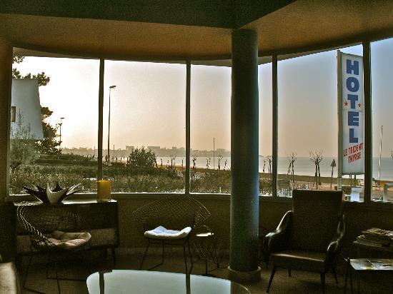 Hotel Le Trident Thyrse: vue imprenable