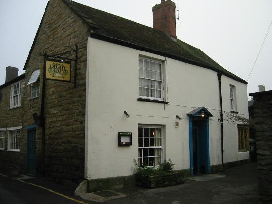 The Digby Tap
