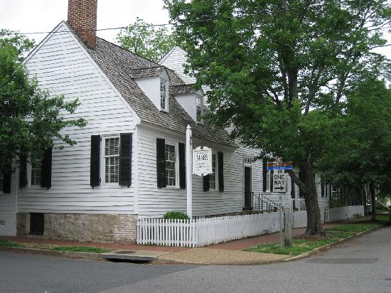 ‪Mary Washington House‬