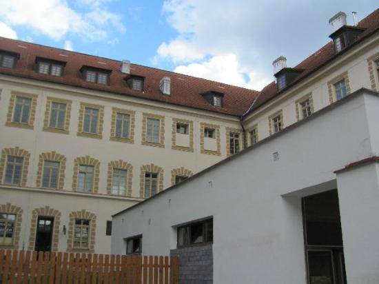 Jesuit College: exterior