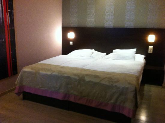 Carat Boutique Hotel: Hotel Carat Budapest - bedroom