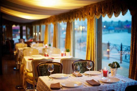 шкипер калининград ресторан