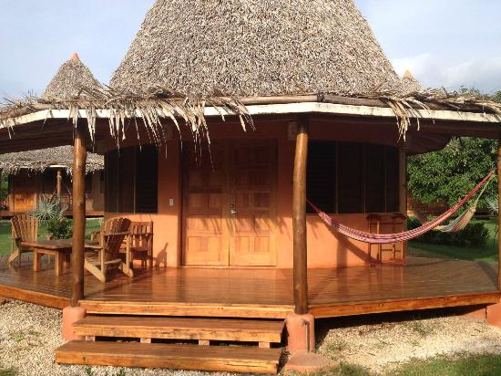 Hotel Playa Negra: Our adorable bungalow