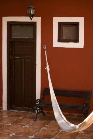 Hostal Santa Lucia : hammok