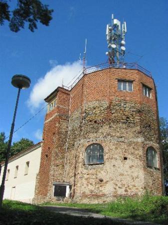 Hurka - St Anna Chapel
