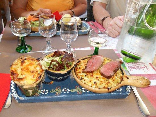 Hotel Restaurant Du Cerf Alsace