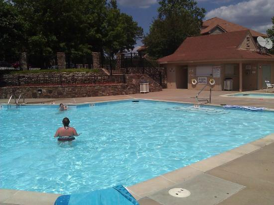 Wyndham Resort at Fairfield Bay: Mountain Ridge pool