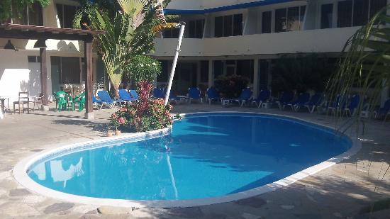 New Garden Hotel: pool