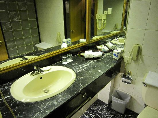 Tianrui Beijing: Bathroom