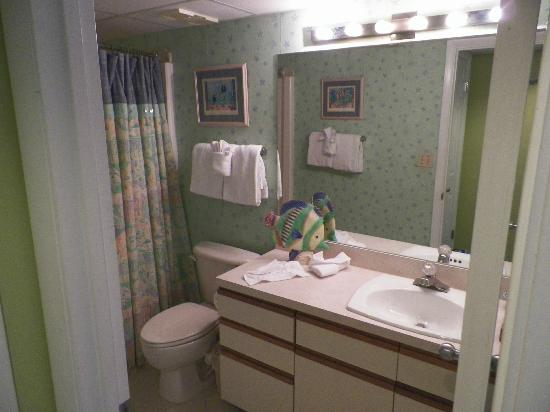 The Watercrest: bathroom