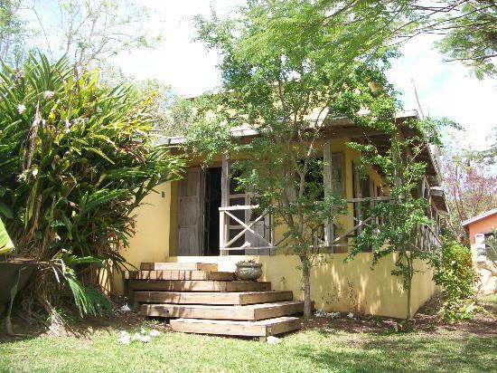 La Finca Vieques: Exterior of Casa Nueva