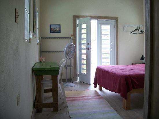 La Finca Caribe: Upstairs bedroom in Casa Nueva